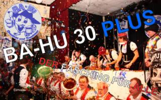 Ba-Hu 30+ Fasching 2013