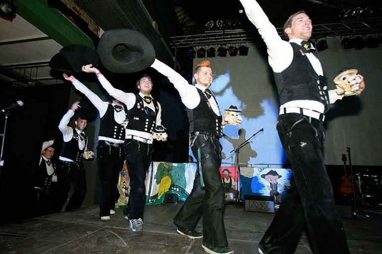 Großer Ba-Hu Fasching 2011