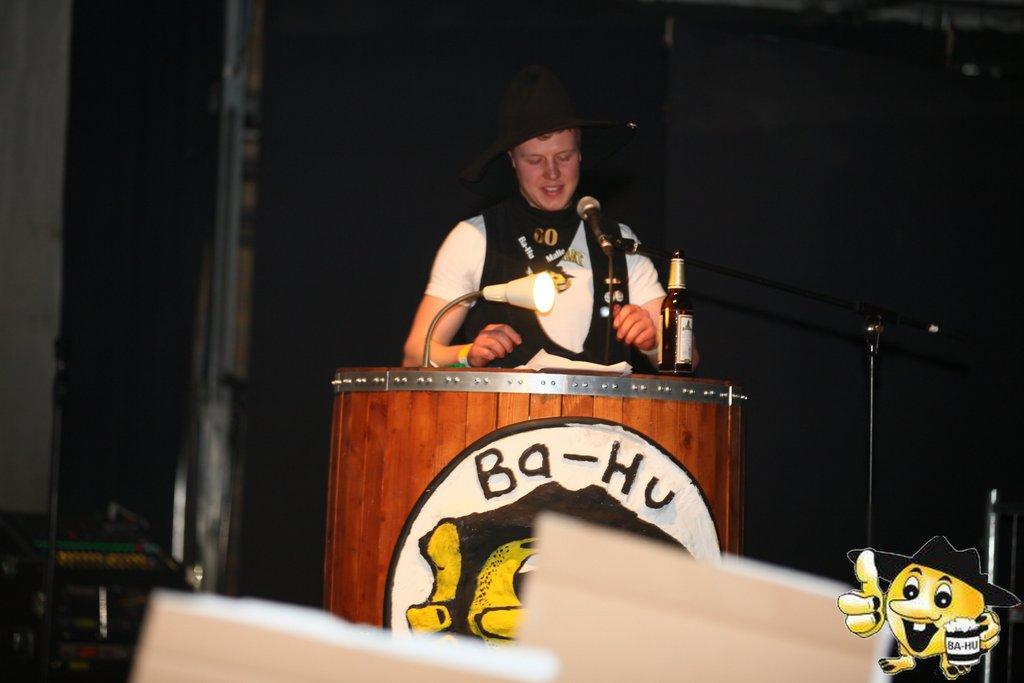 Großer Ba-Hu Fasching 2014