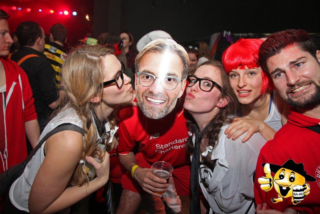 Großer Ba-Hu Fasching 2016 - Party