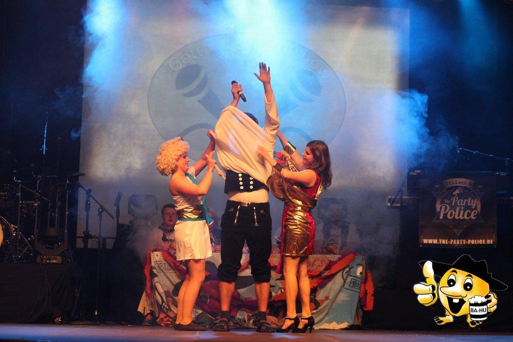 Großer Ba-Hu Fasching 2016 - Programm