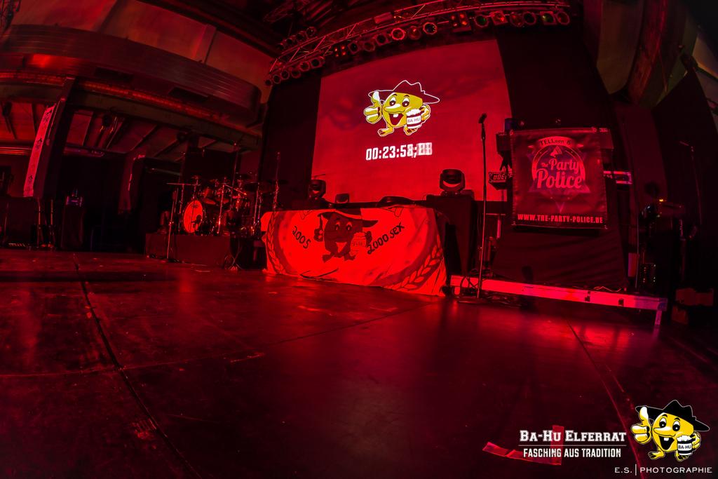 Großer Ba-Hu Fasching 2017 - Programm