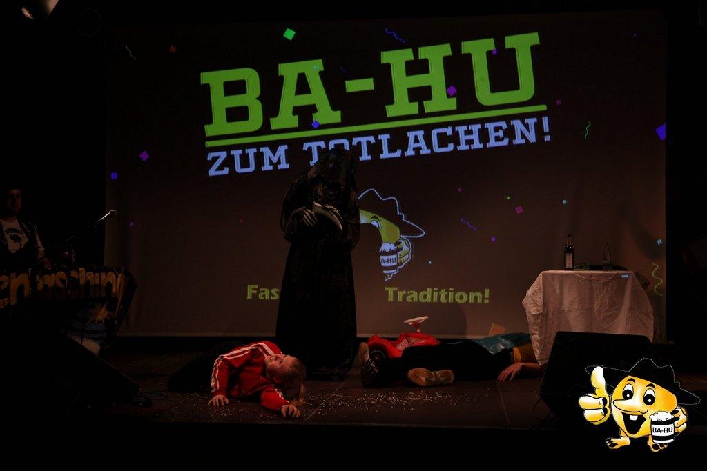 Kleiner Ba-Hu Fasching 2015 - Programm