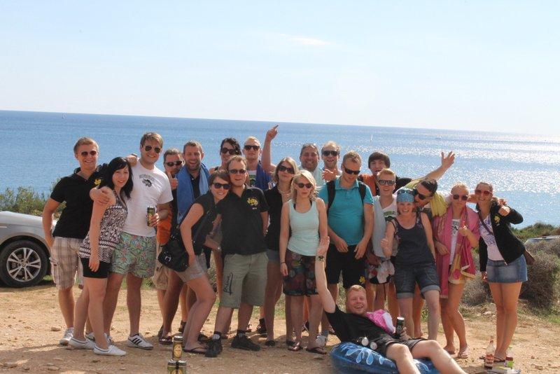 Abschlussfahrt Kroatien 2012